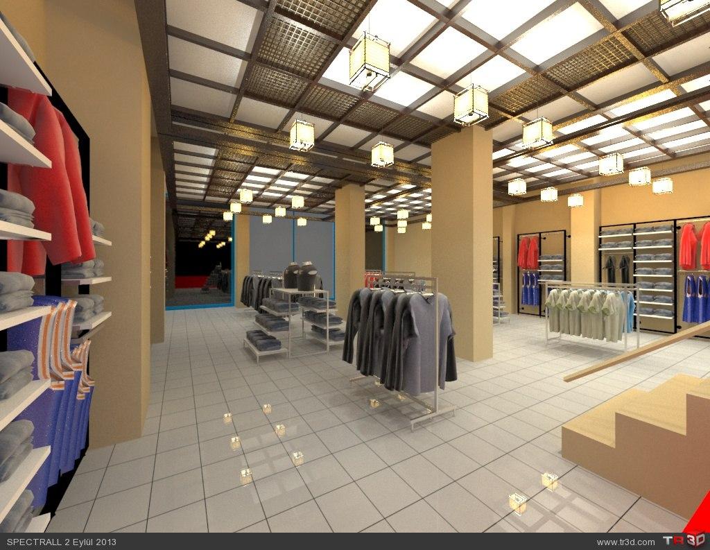 giyim mağazası  1