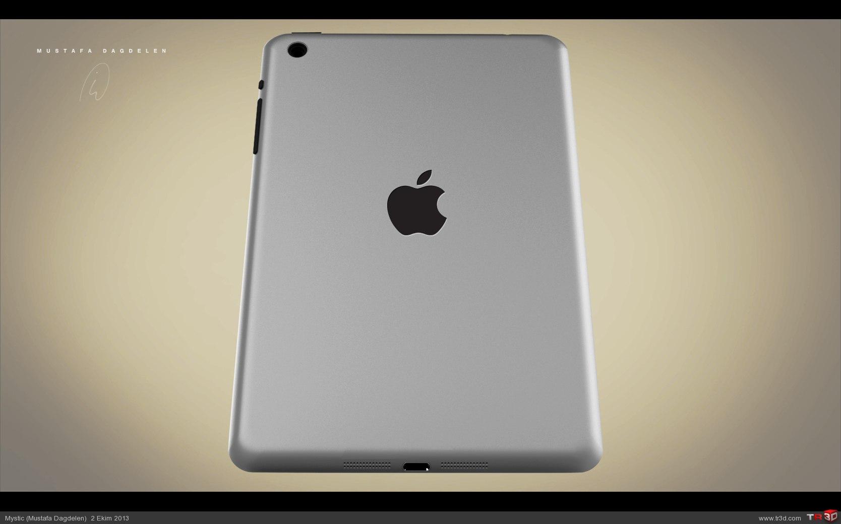 iPad 5 Konsept Tasarım 1