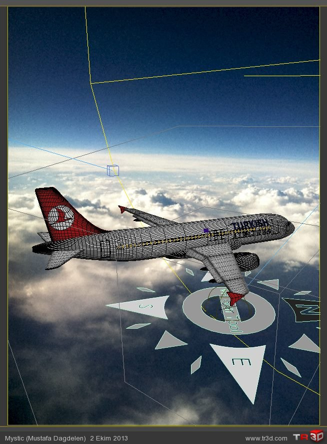 Turkish Airlines Airbus A320 1