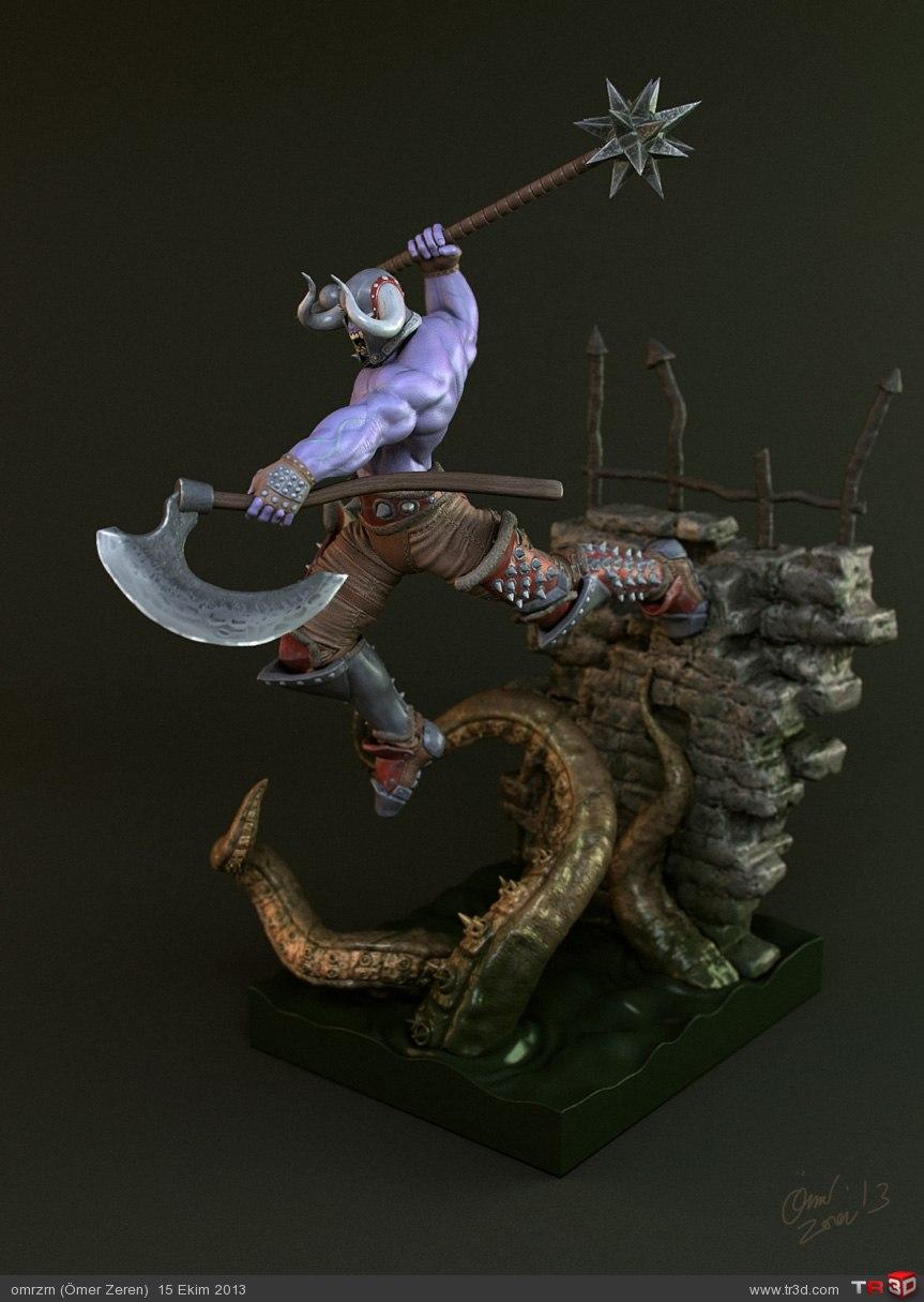 ölü savaşçı 3