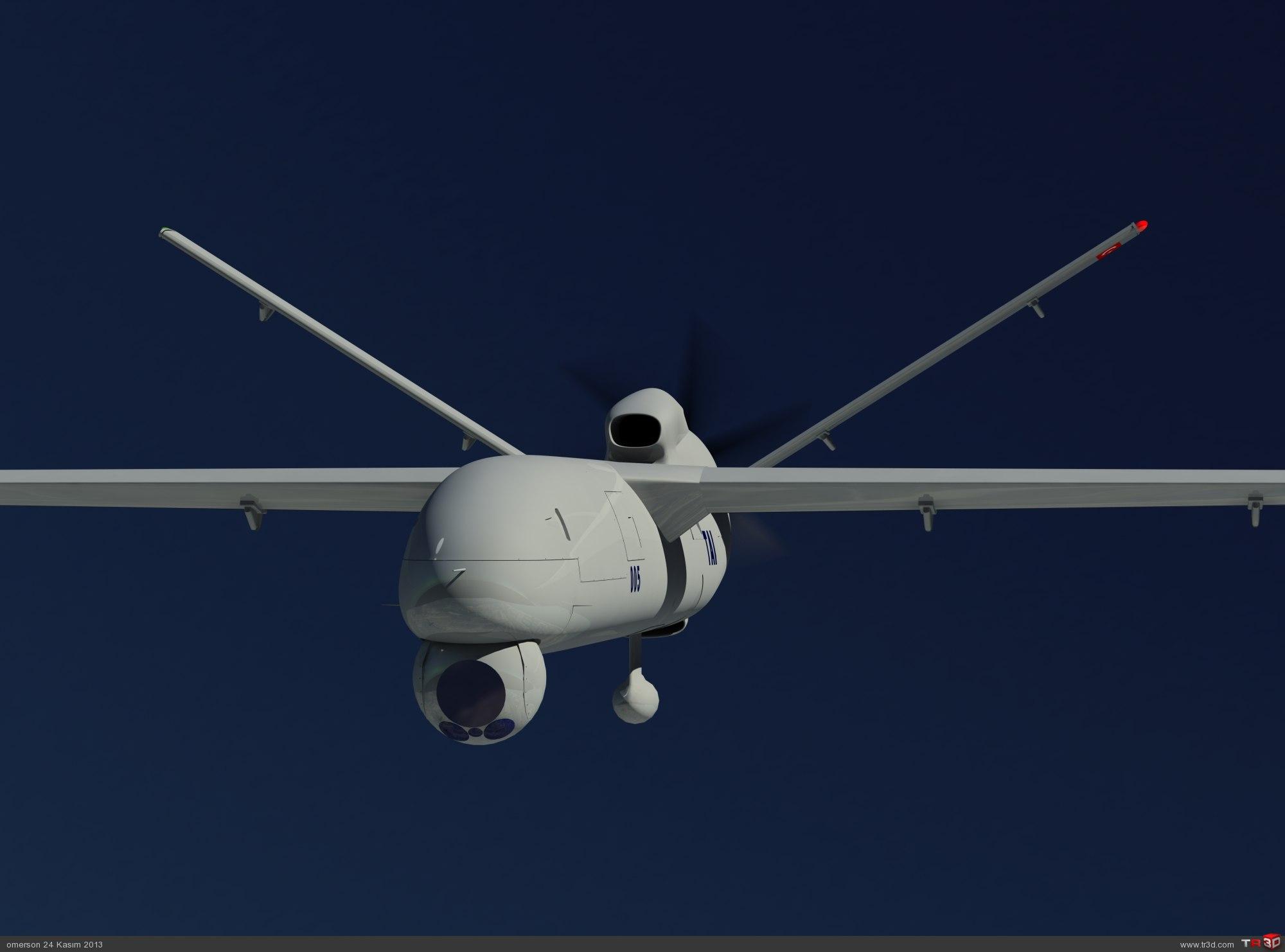 ANKA MİLLİ İHA-UAV 2
