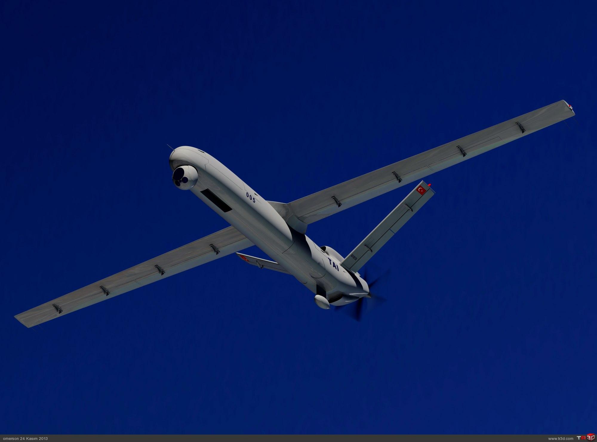 ANKA MİLLİ İHA-UAV 3