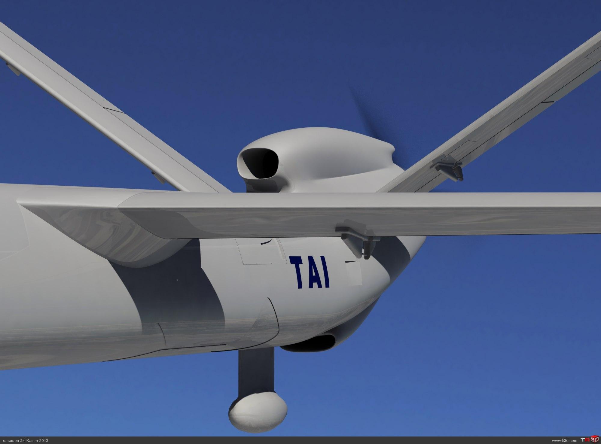 ANKA MİLLİ İHA-UAV 4