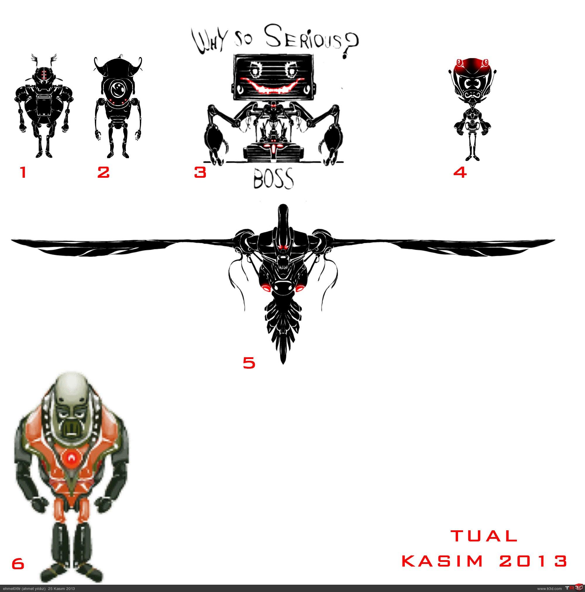 Konsept Robotlar