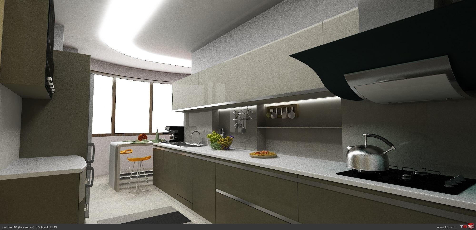 mutfak tasarımı 1