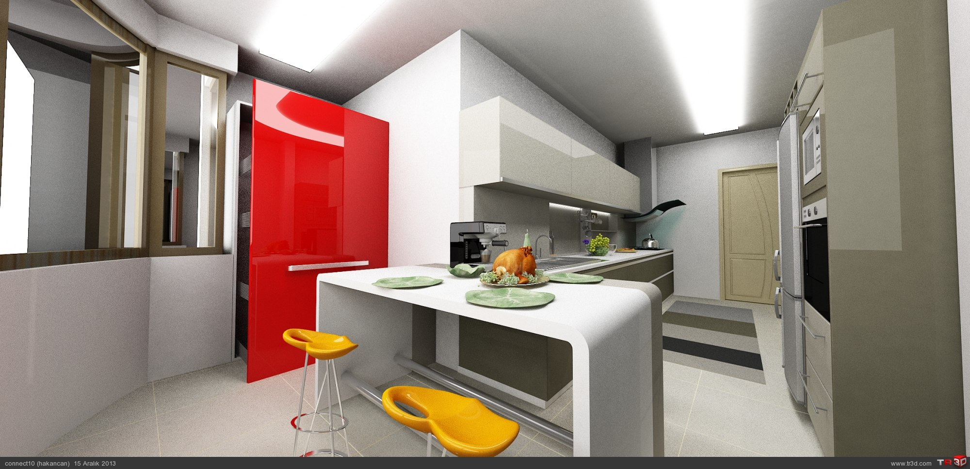 mutfak tasarımı 2