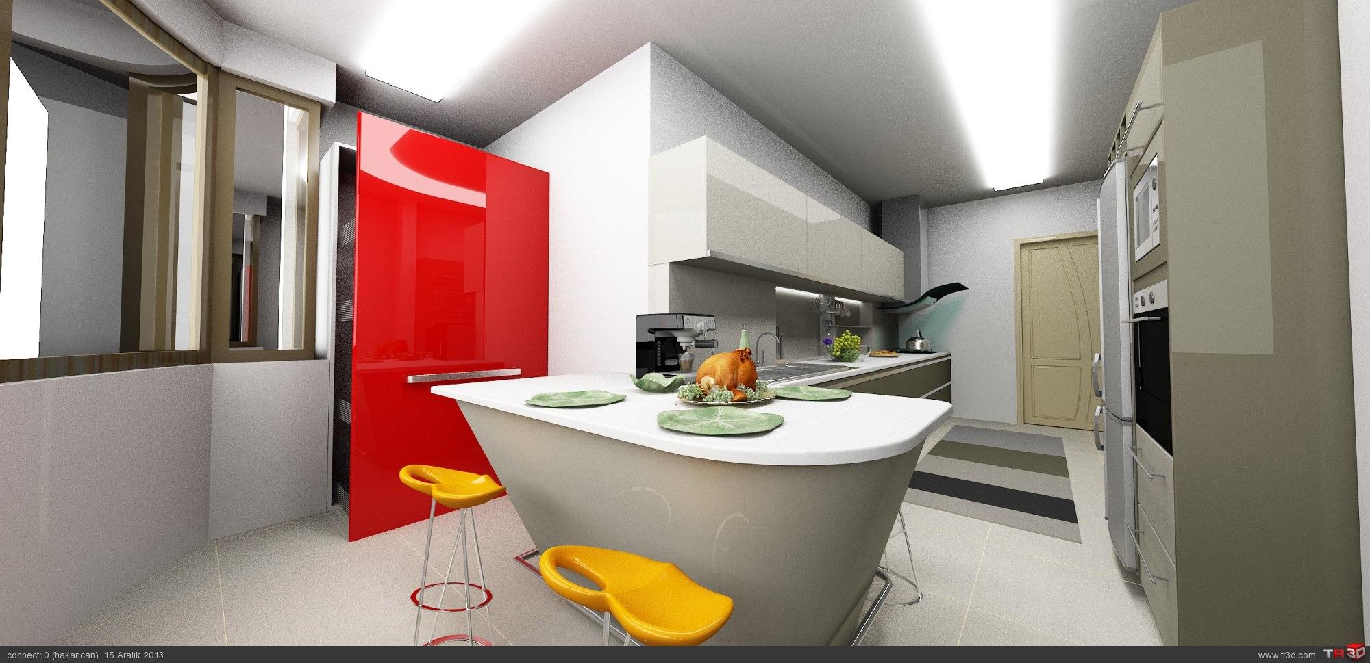 mutfak tasarımı 3