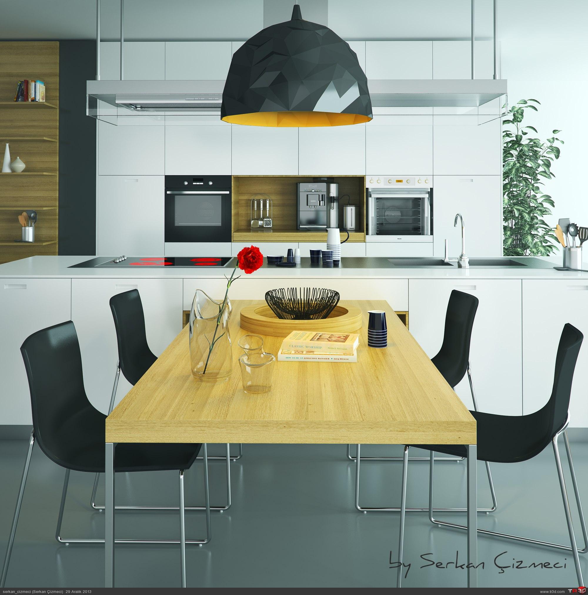 Light Kitchen 2