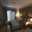 İstanbul - Gürpınar konut projesi - 2A-Blok yatak odası
