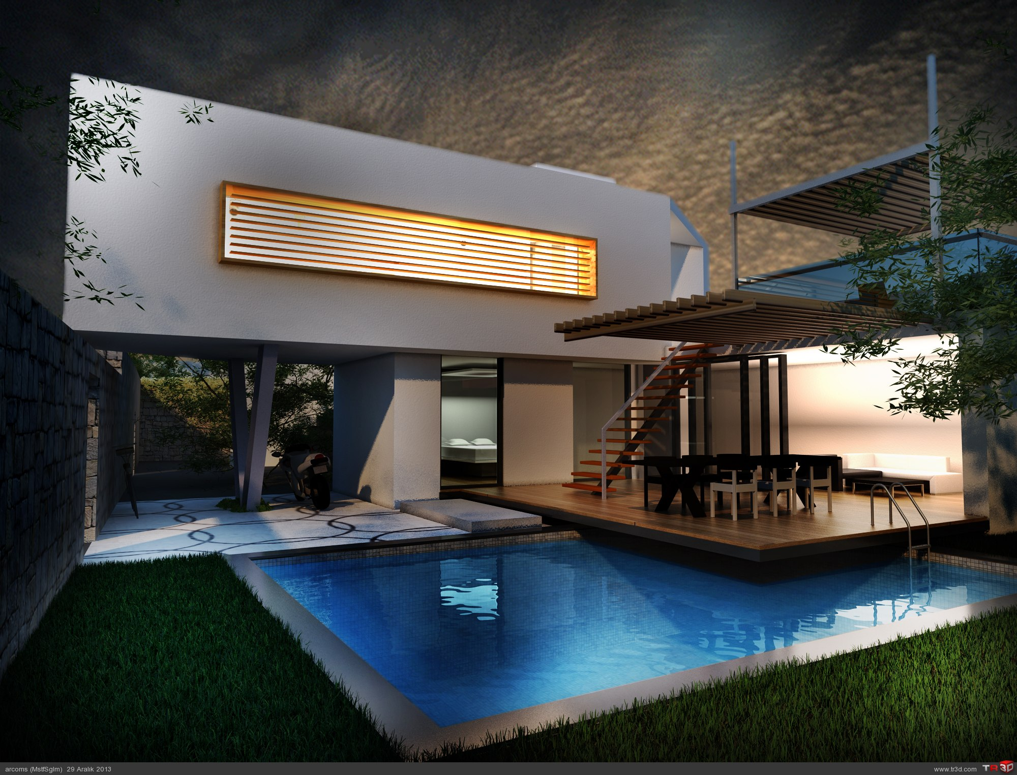t house 3