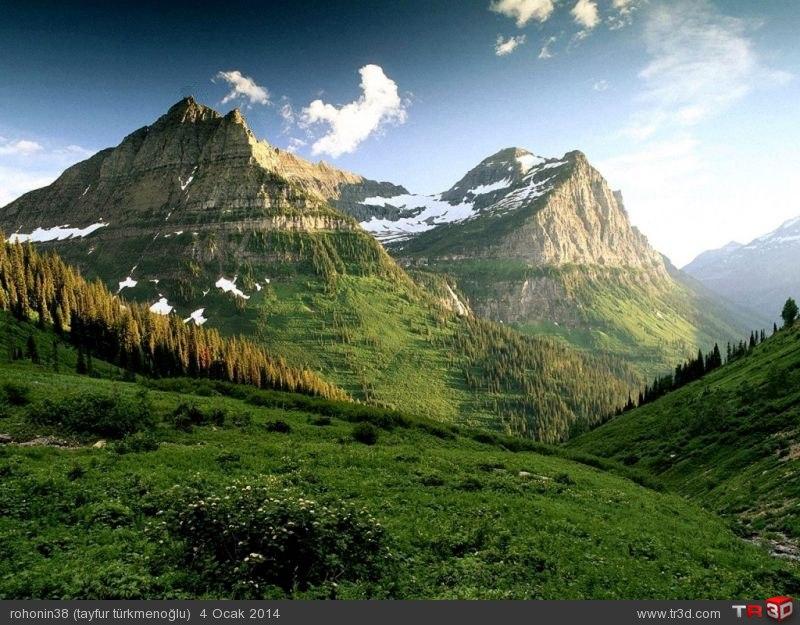 dağdaki şato 1