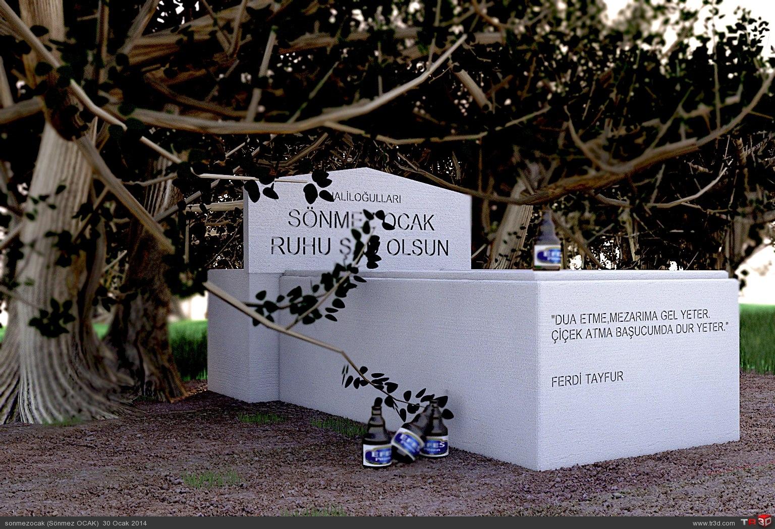 mezar güncelleme