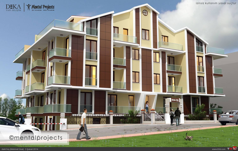 Yapı Projeleri 1
