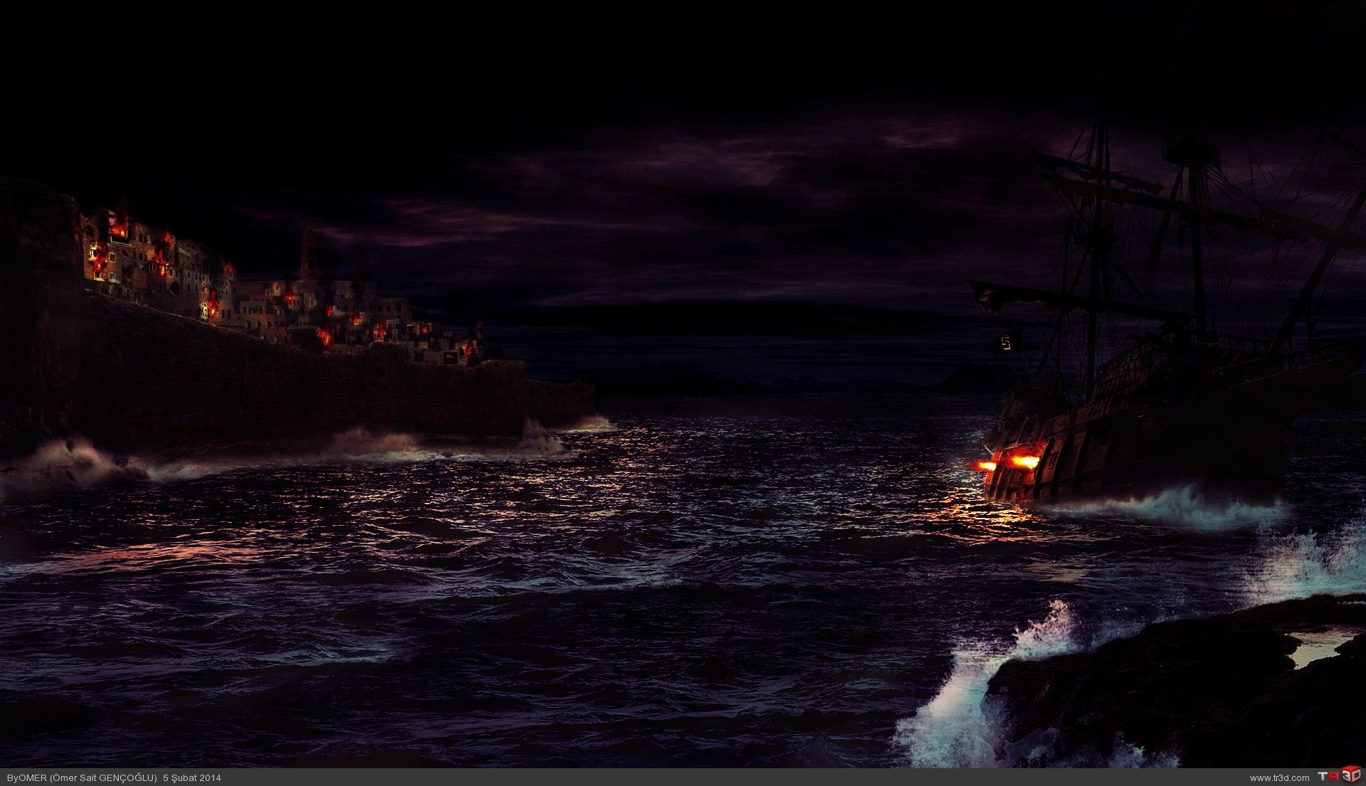 Korsan Saldırısı