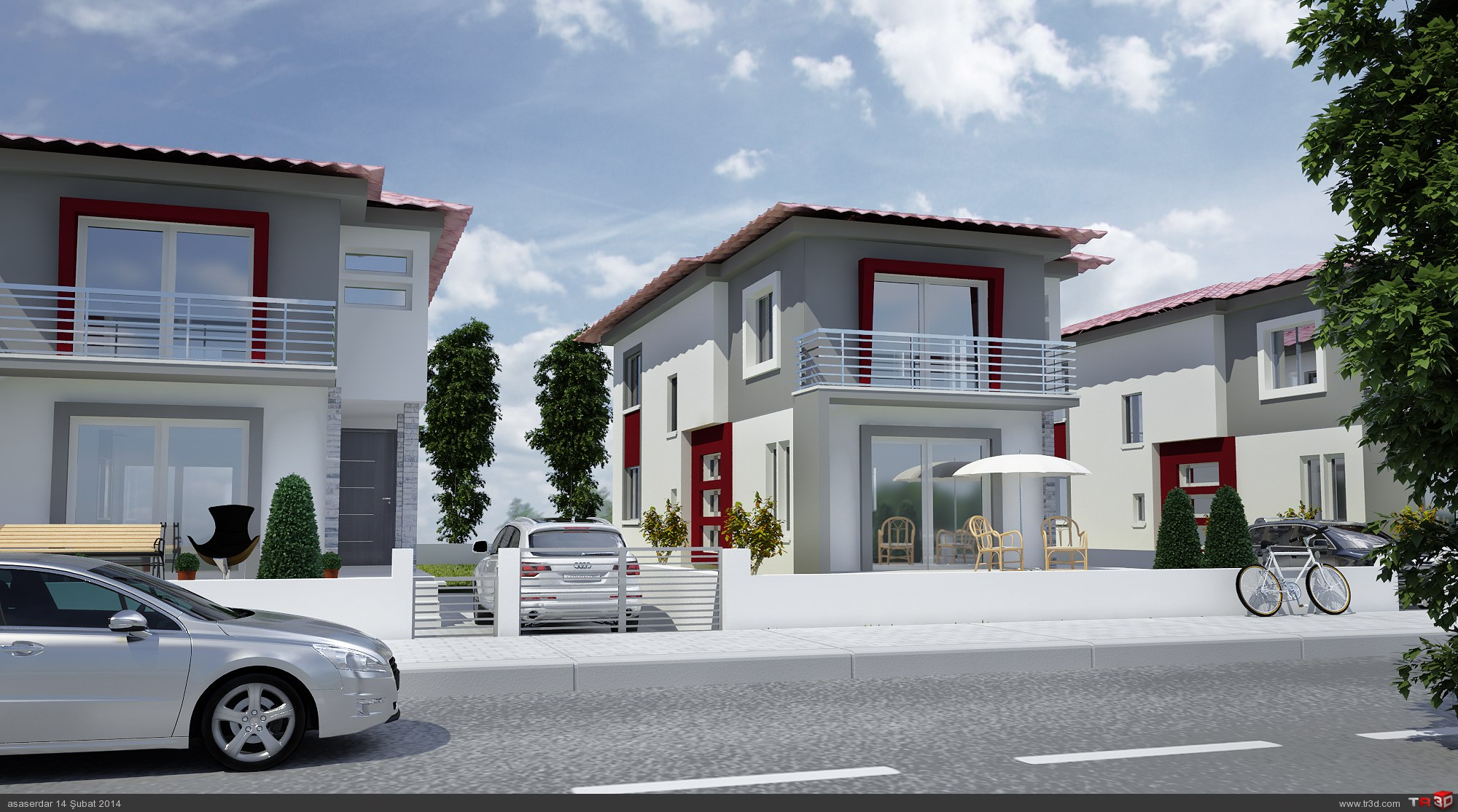 kktc 8 li villa