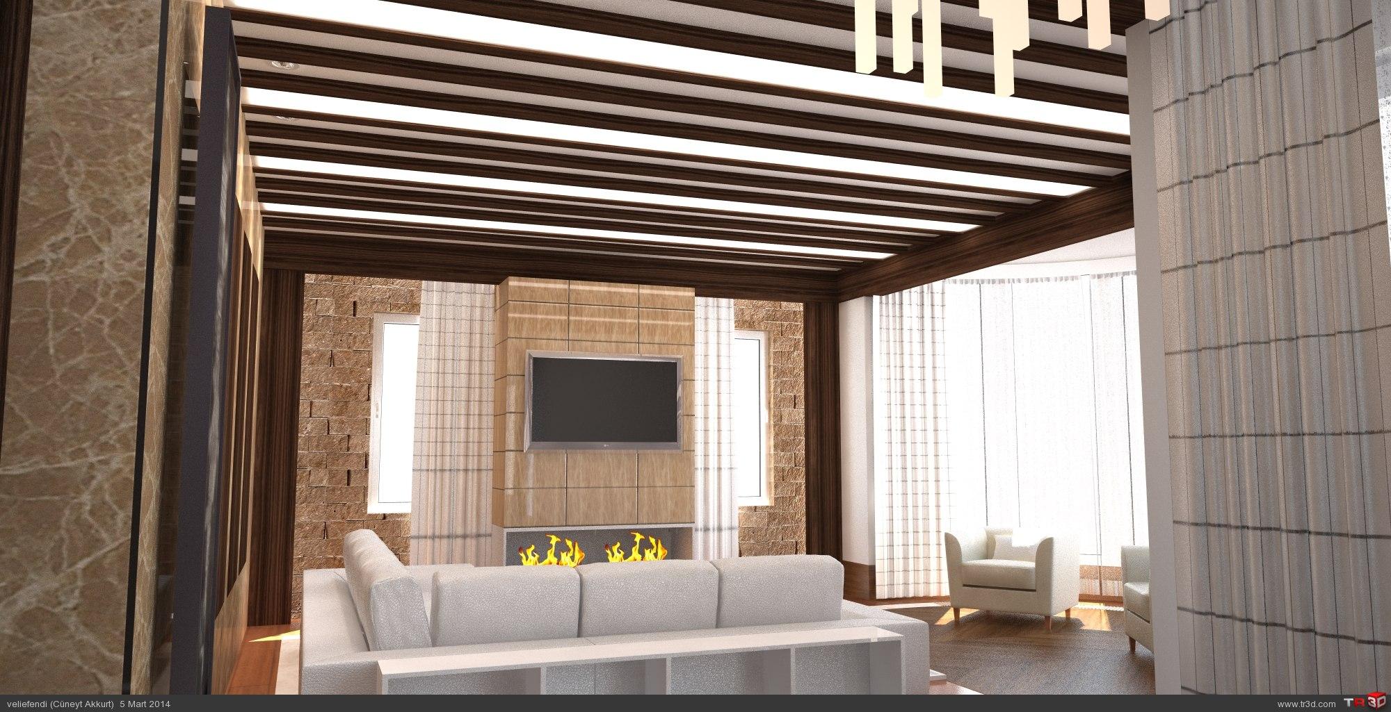Villa Tasarımı 3