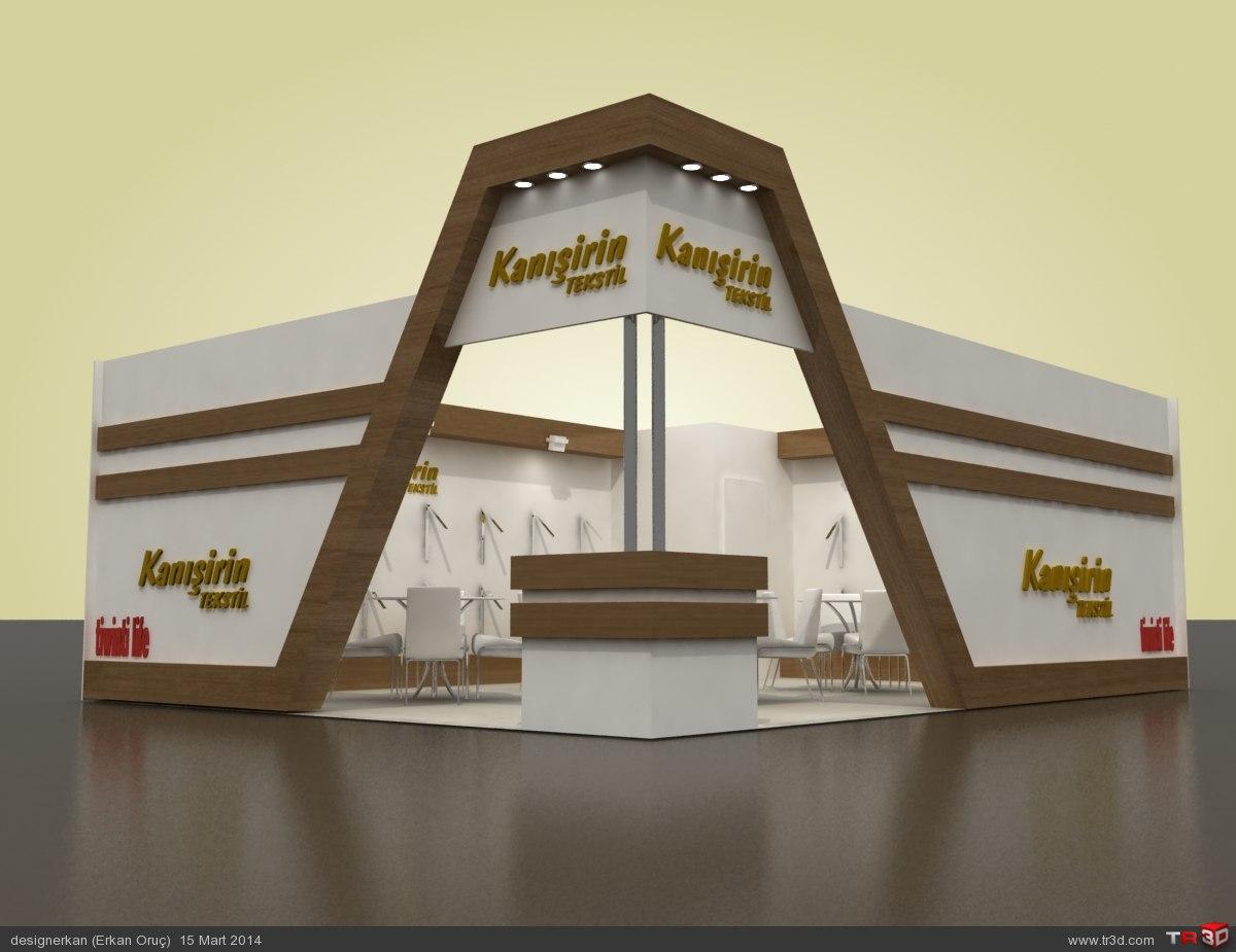 Pentex Fuar Stand Tasarımları 2