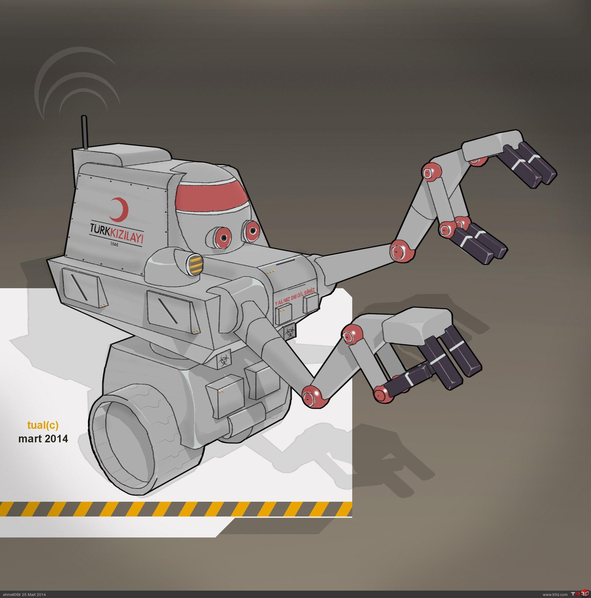 Robot 1868