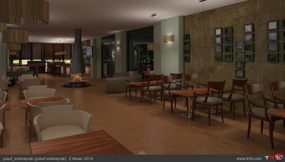 lobi bar yemek odası 1