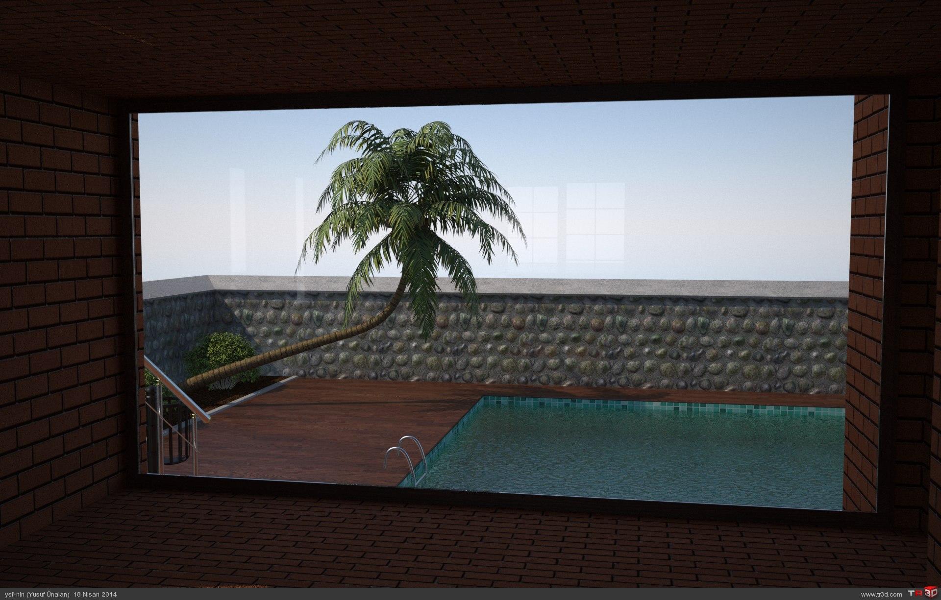 3D Villa  5