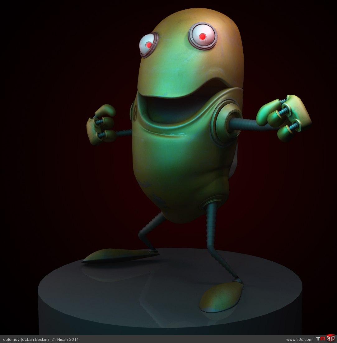 Organik Robot