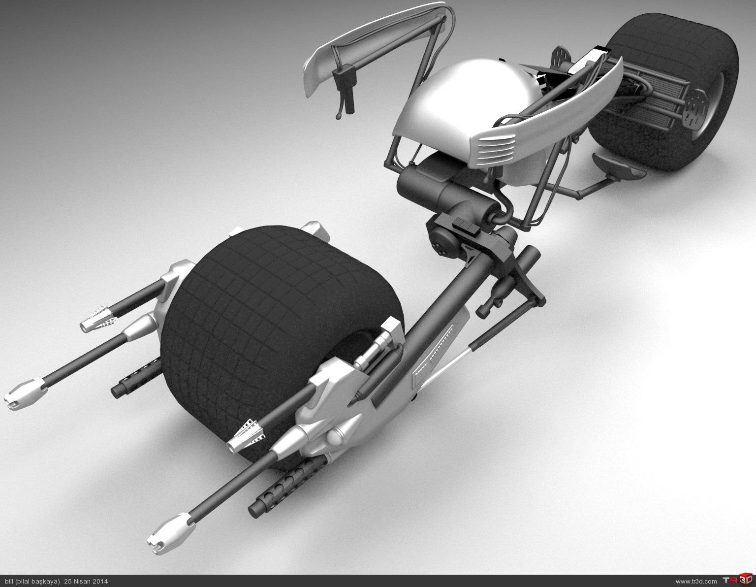 Badmotocycle