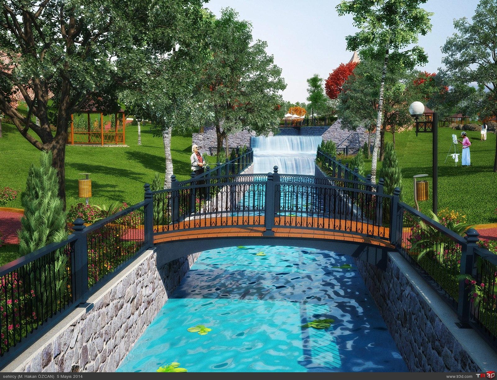 Aydın`da park projeleri 5