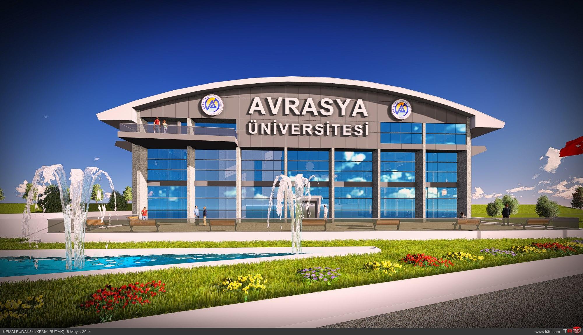 Avrasya Üniversitesi 1
