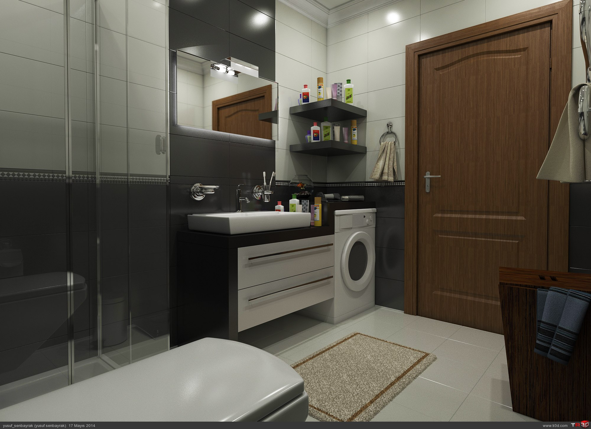 banyo ev