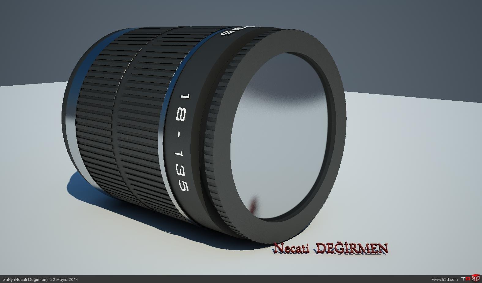canon 18-135 lens