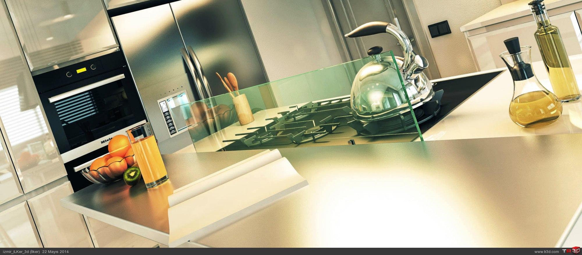 Mutfak Detay 1