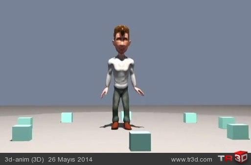 Bir kaç animasyon çalışması 2