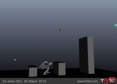 Bir kaç animasyon çalışması 3