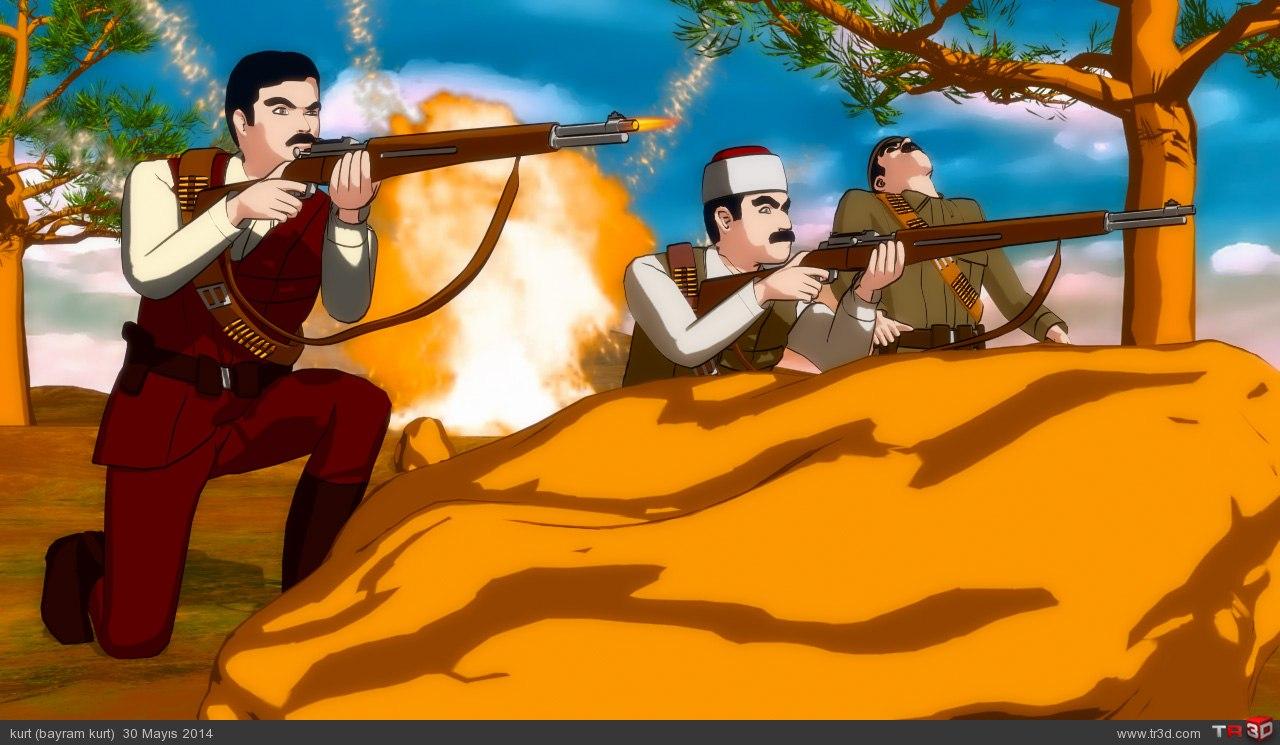Şahinbey çizgi film