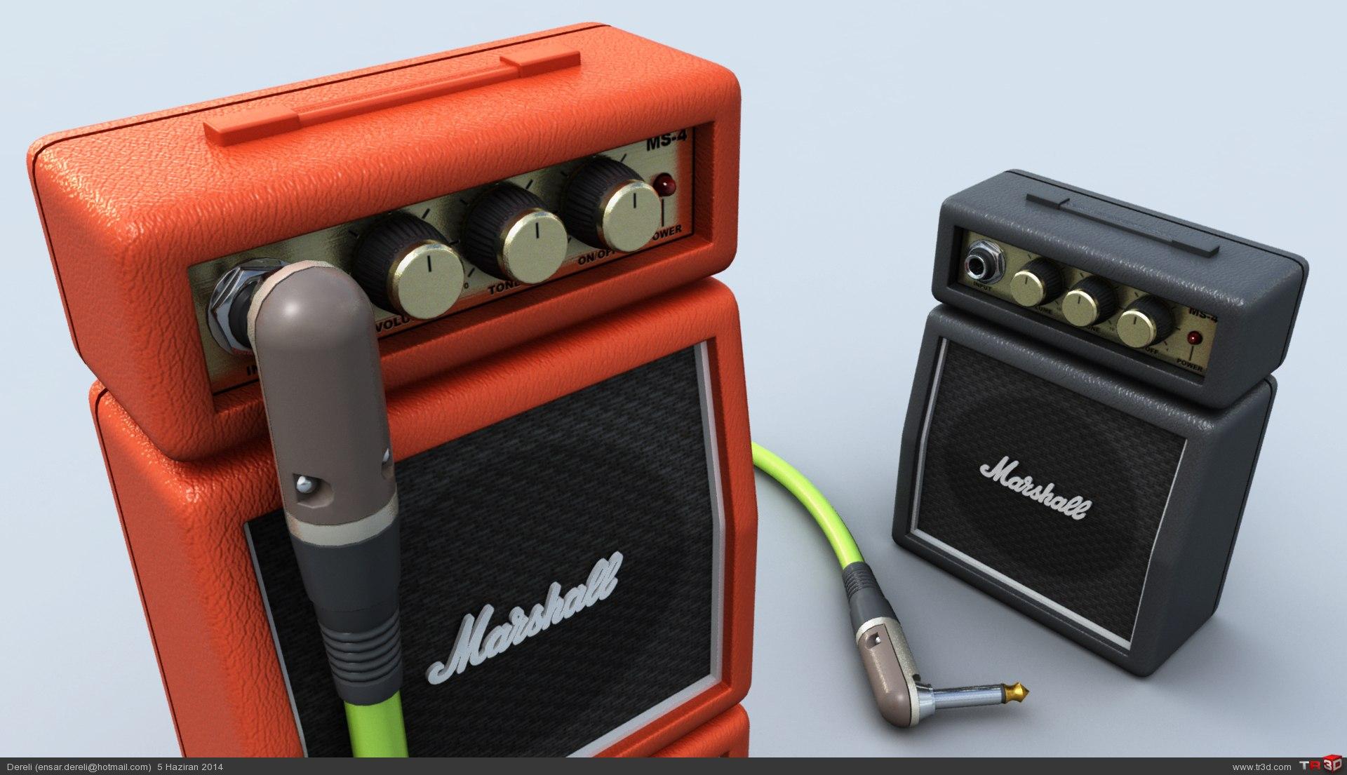Marshall MS 2