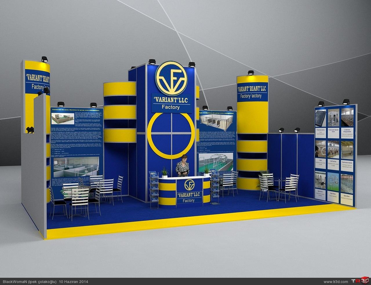 Variant Firması - Almanya - Modüler 2