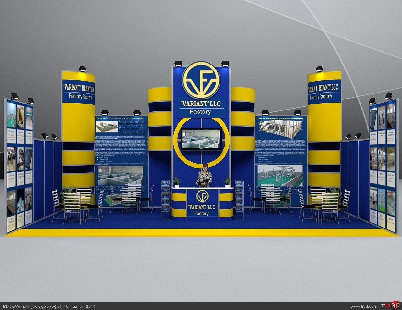 Variant Firması - Almanya - Modüler 4