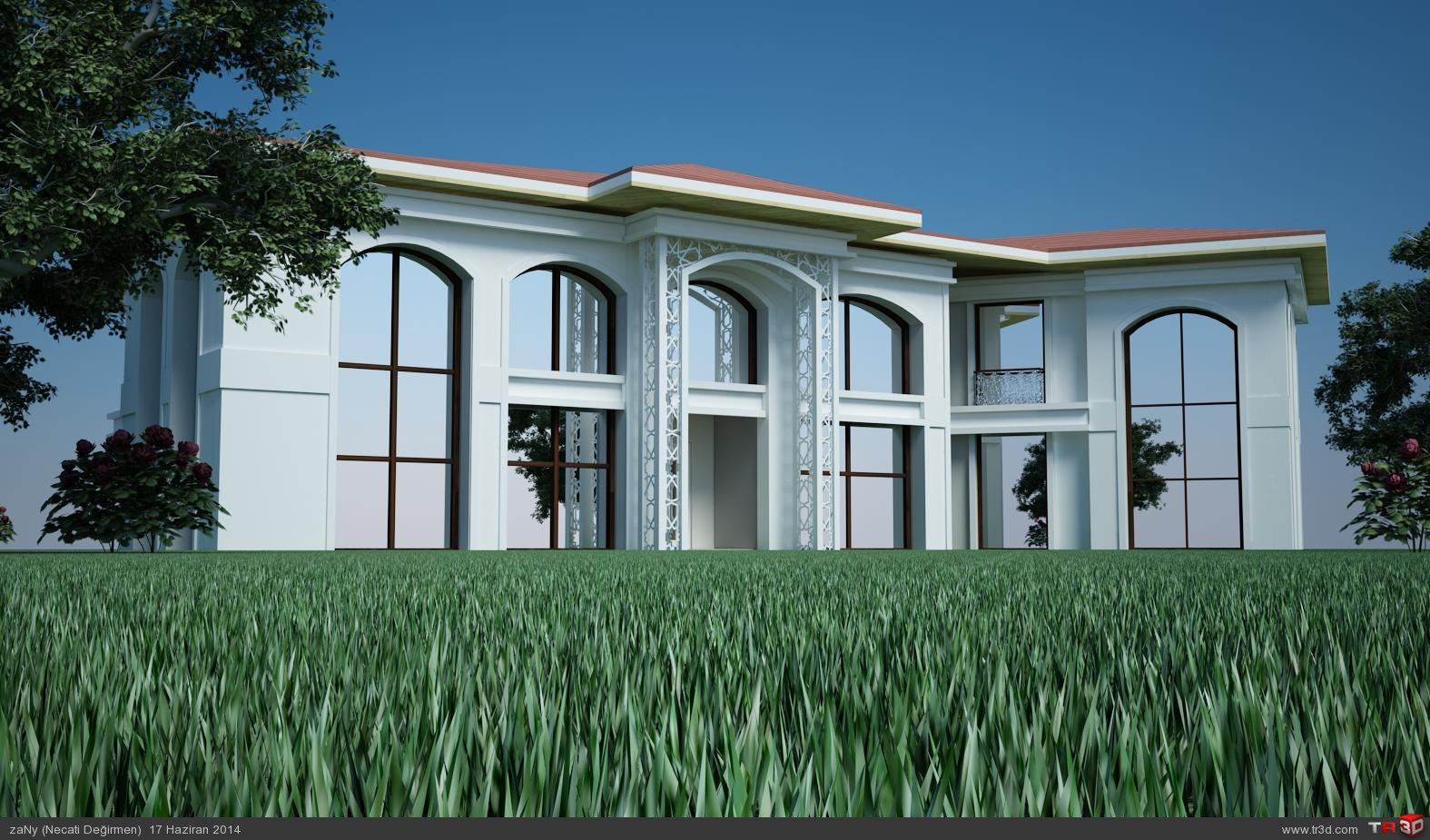 amasya kozlu villa