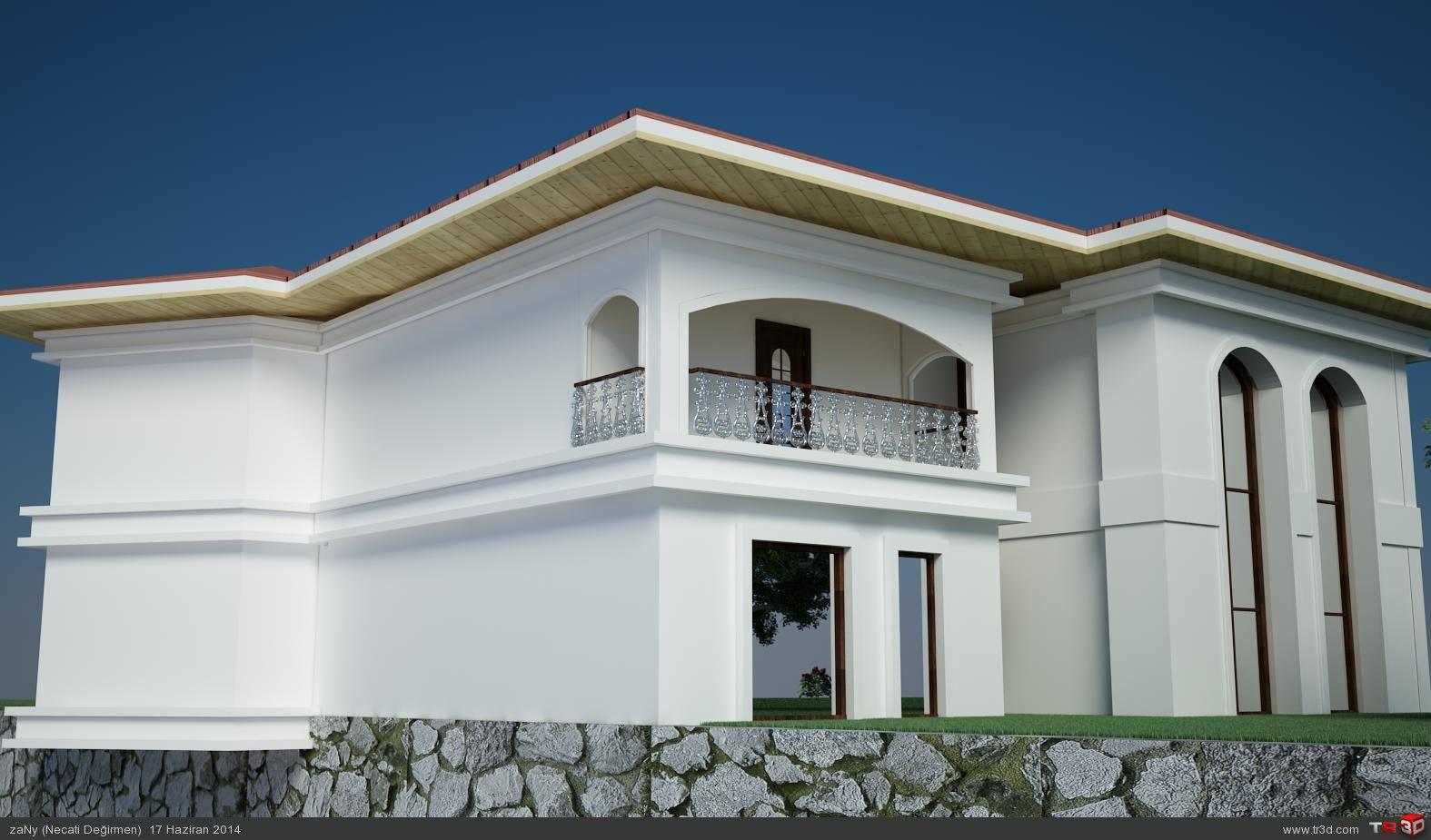 amasya kozlu villa 2