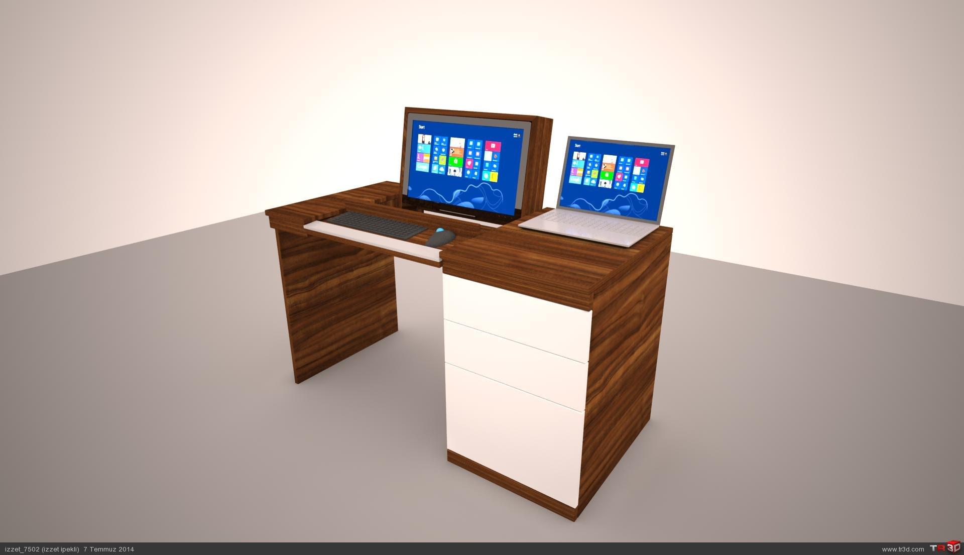 çalışma masası 1