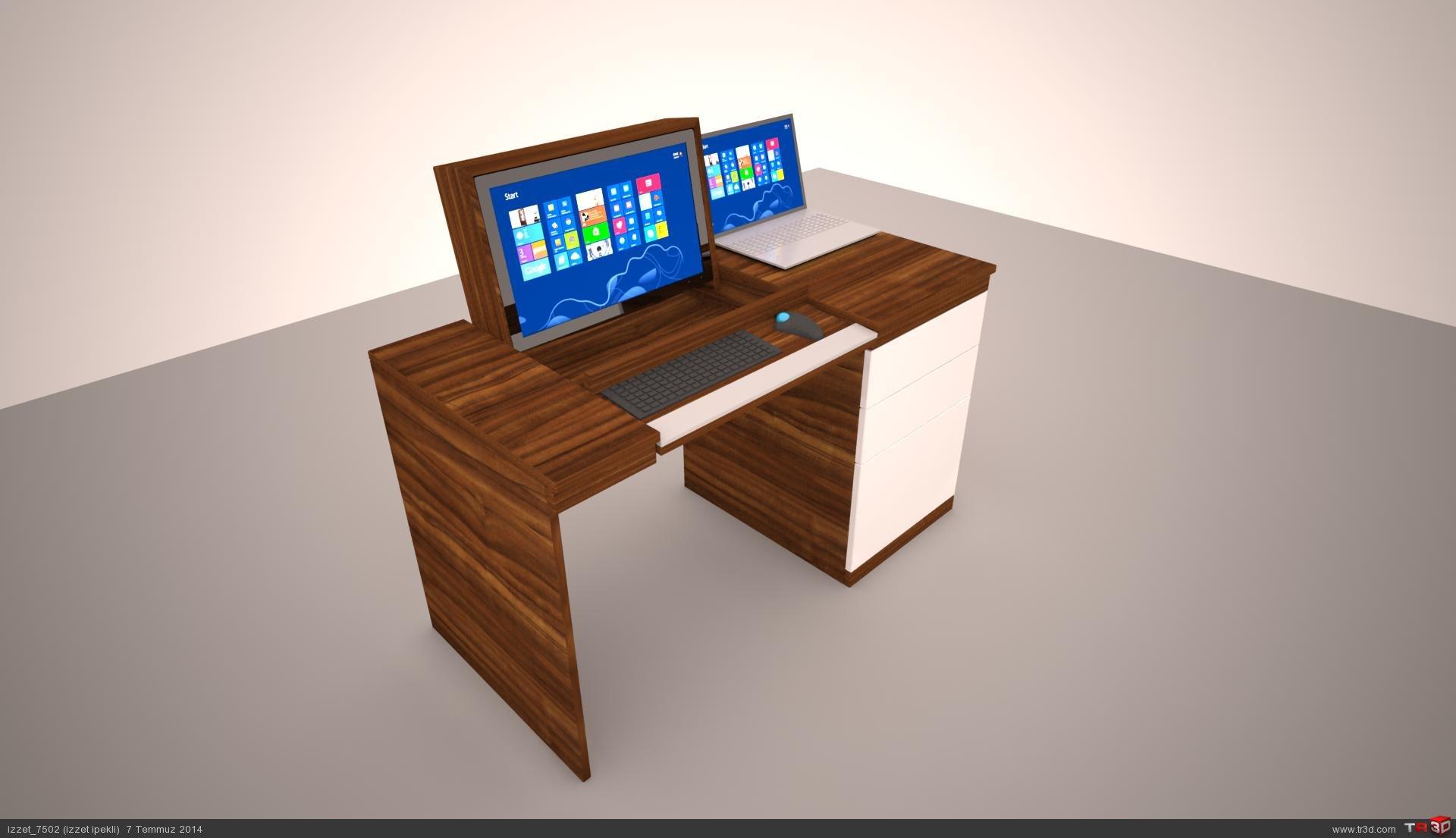 çalışma masası 2