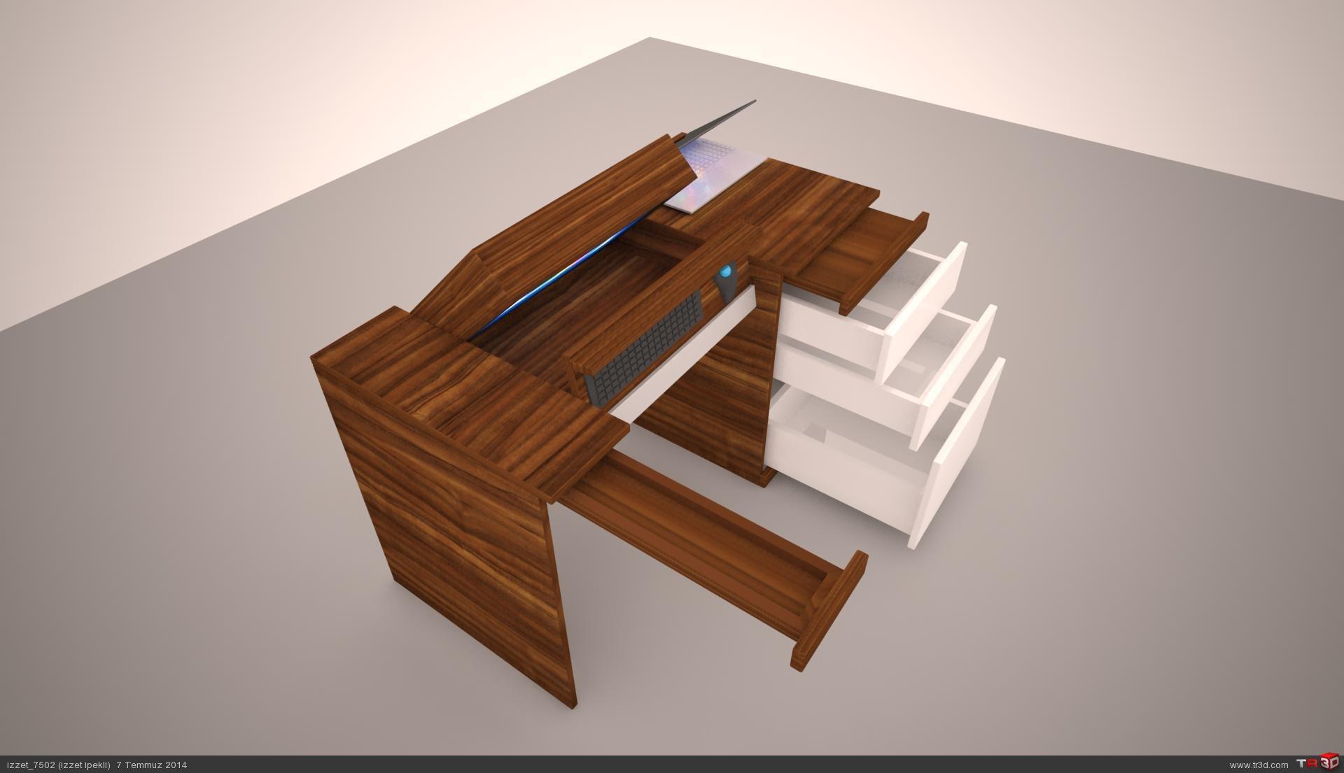 çalışma masası 3