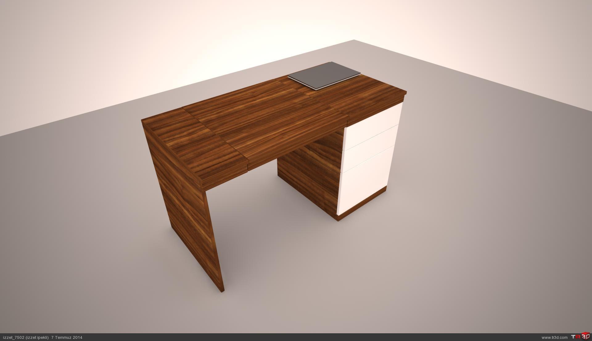 çalışma masası 4