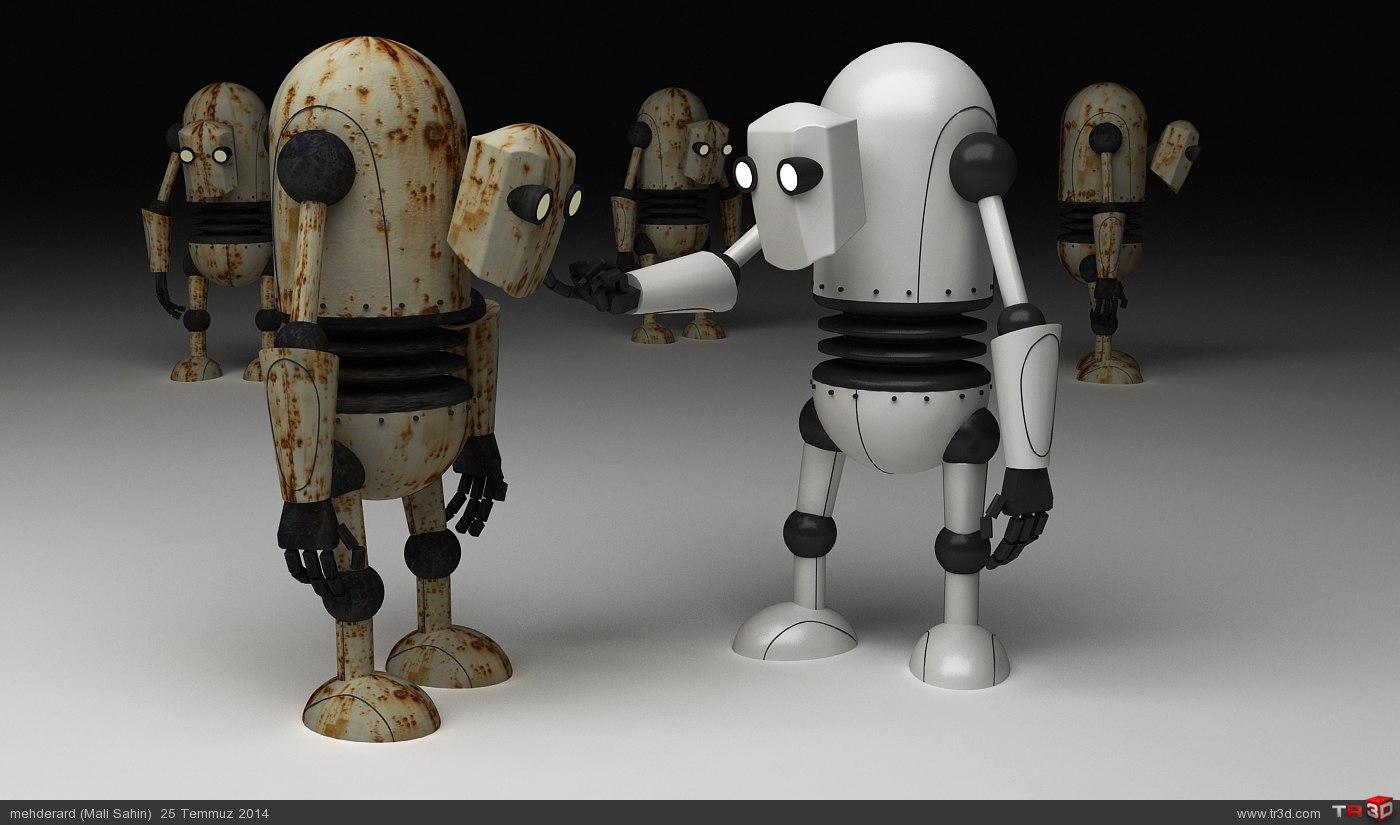 Robot MAS-020714 1