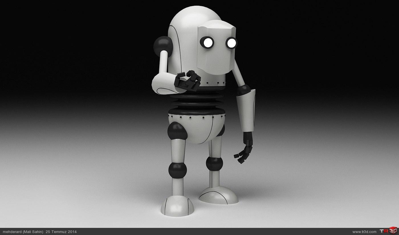 Robot MAS-020714 2