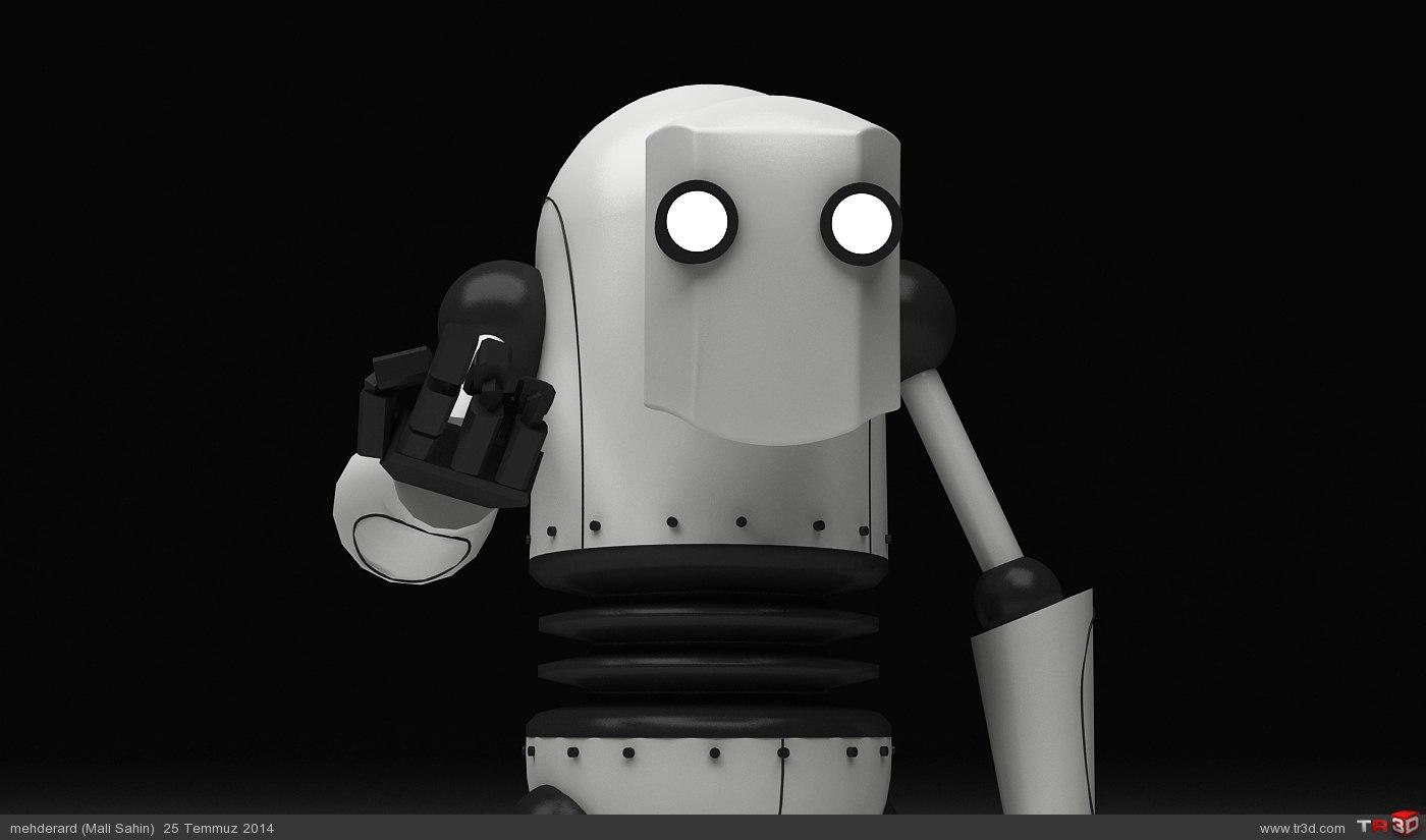 Robot MAS-020714 3