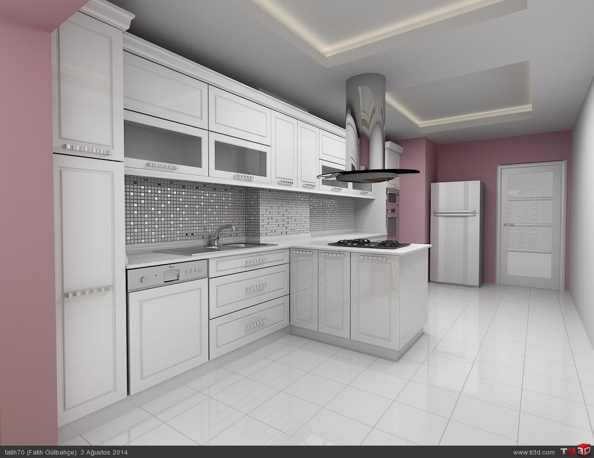 Mutfak Tasarım 1