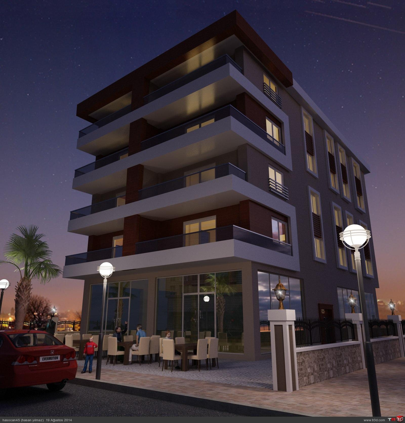 Alaşehir 3d