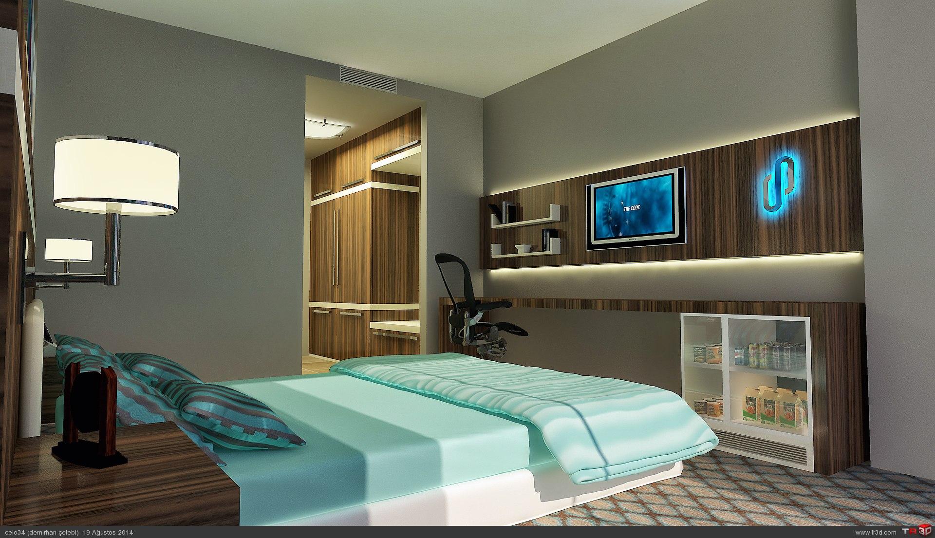 ostimpark otel odası