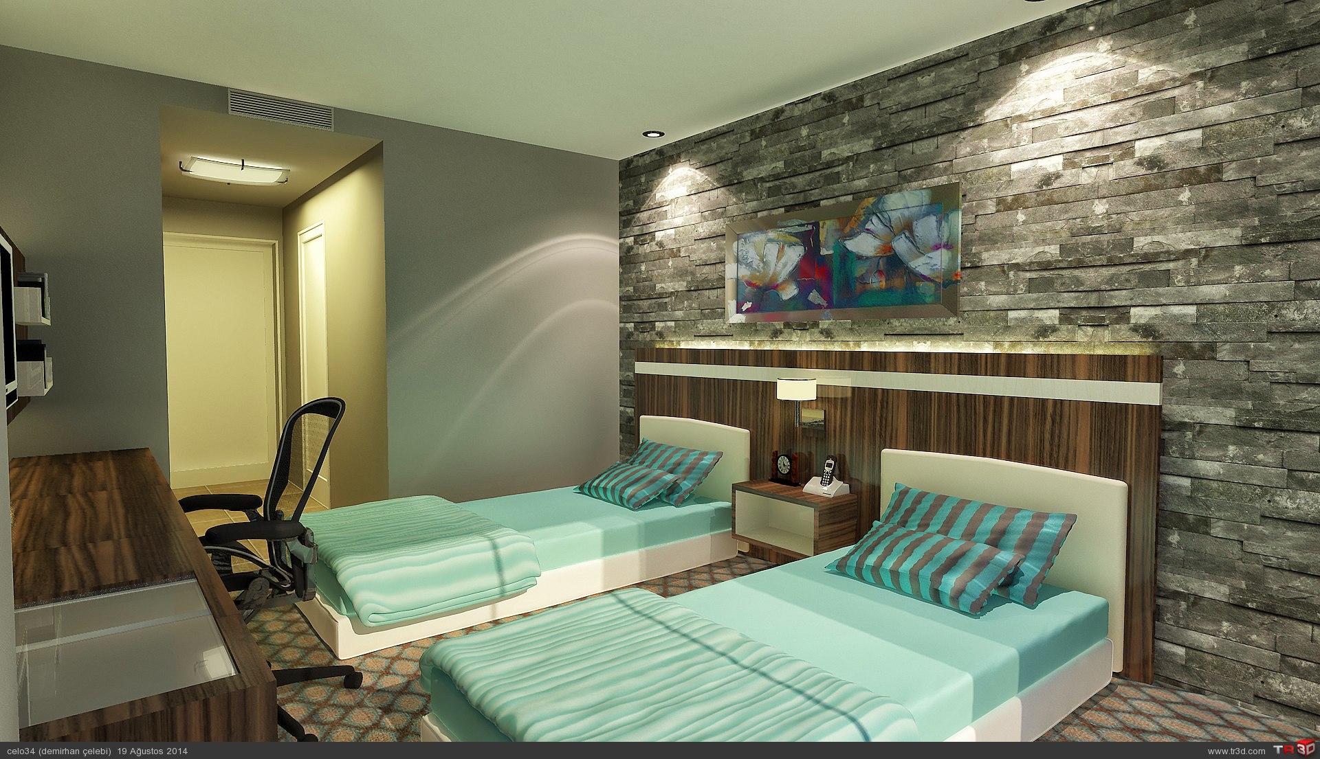 ostimpark otel odası 4